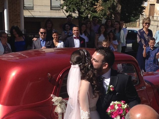 La boda de Luis y Nuria en Tauste, Zaragoza 5