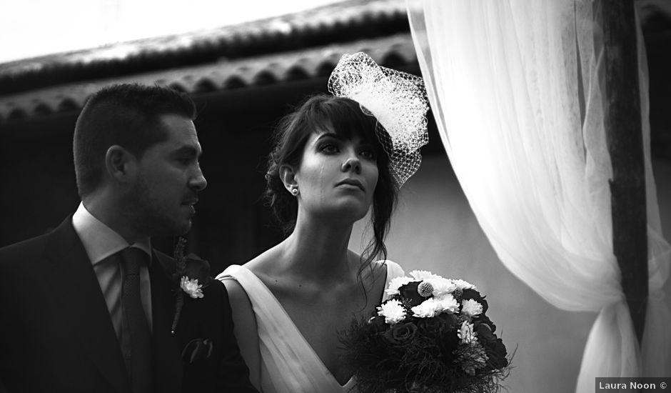 La boda de Sergio y Almuden en Saelices, Cuenca