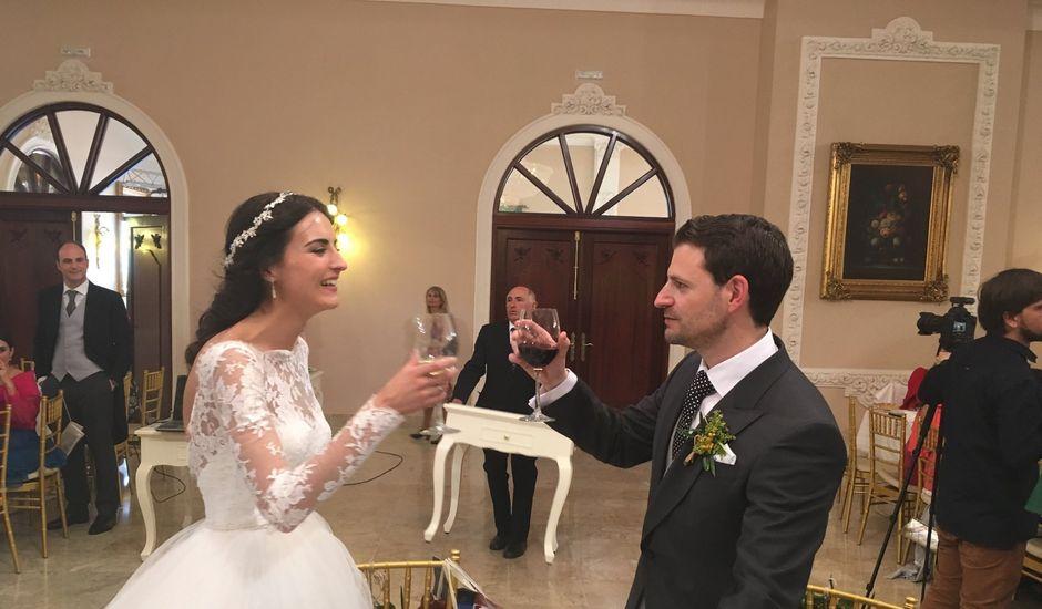 La boda de Antonio y Irene en Jaén, Jaén