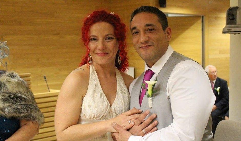 La boda de Javi y Son en Getafe, Madrid