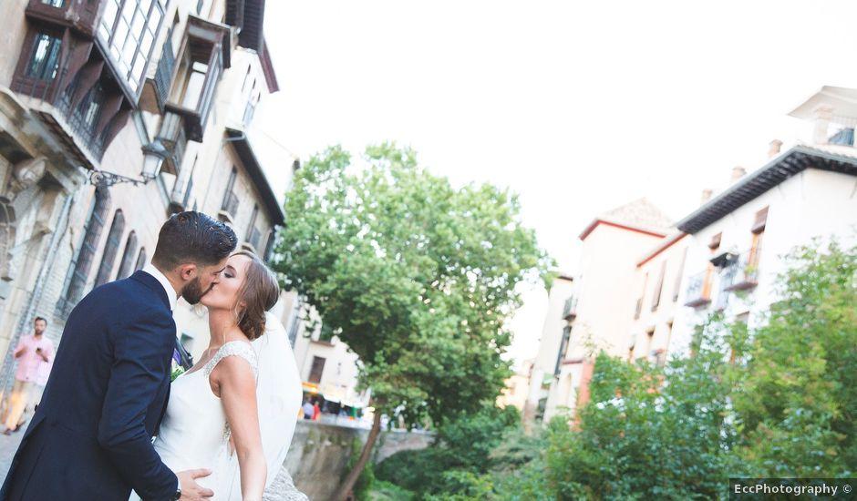 La boda de Fran y María en Otura, Granada