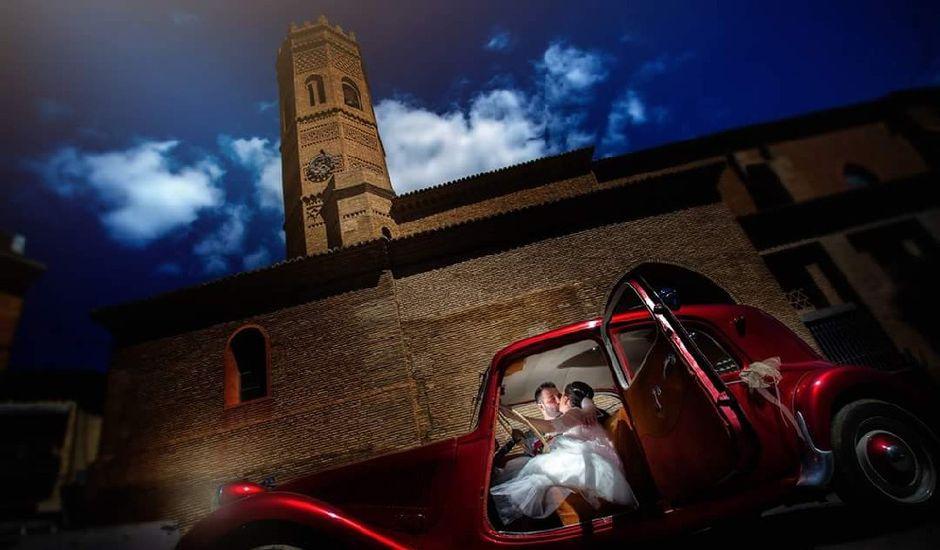 La boda de Luis y Nuria en Tauste, Zaragoza