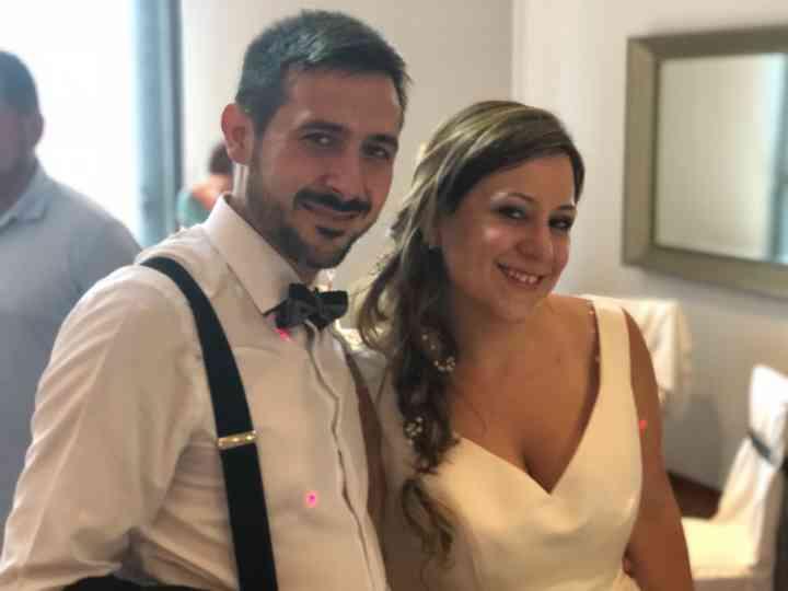 La boda de Oscar y Paula