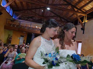 La boda de Mónica  y Marta