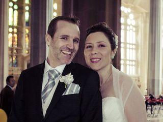 La boda de Carlos y Carmen