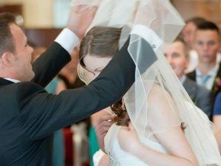 La boda de Mihaela y Daniel