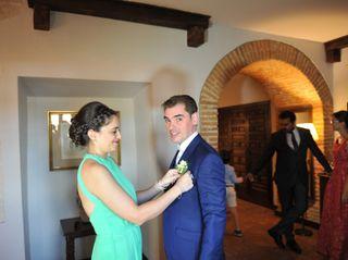 La boda de Elisa y Luis Miguel 2