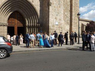 La boda de José Luis y Nazaret 1
