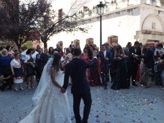 La boda de José Luis y Nazaret 2