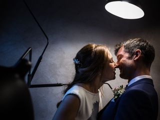 La boda de Myriam y Miguel