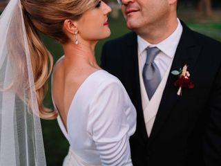 La boda de Sofía y Javier