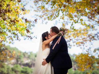 La boda de Juan y Sandra