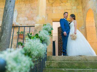 La boda de Maria y Israel