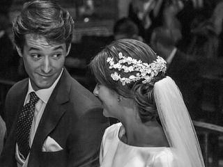La boda de Rocío  y Juan Antonio
