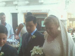 La boda de Antonio  y Cristina  2
