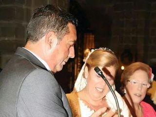 La boda de Antonio  y Cristina  3