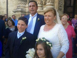 La boda de Antonio  y Cristina