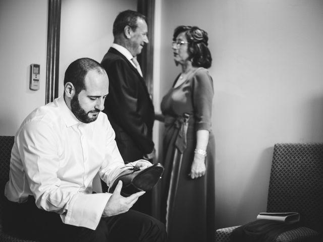La boda de Edu y Cris en Bétera, Valencia 14