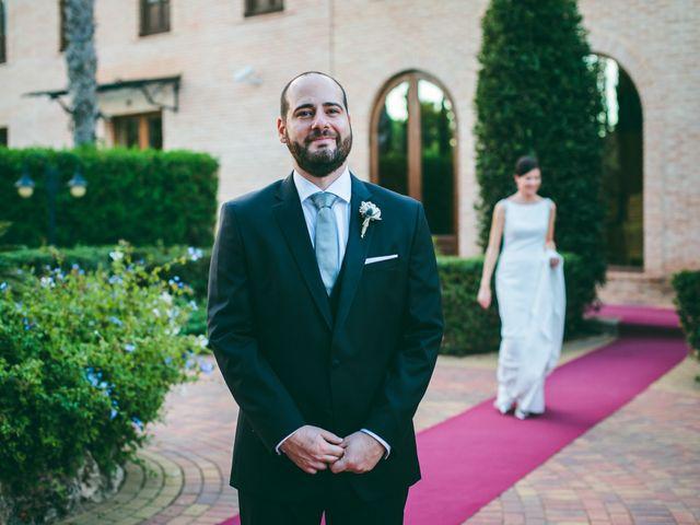 La boda de Edu y Cris en Bétera, Valencia 24