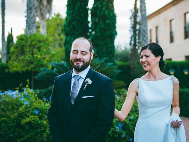 La boda de Edu y Cris en Bétera, Valencia 25
