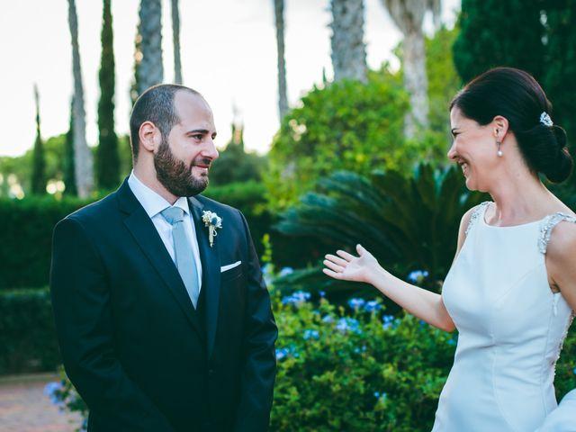 La boda de Edu y Cris en Bétera, Valencia 26