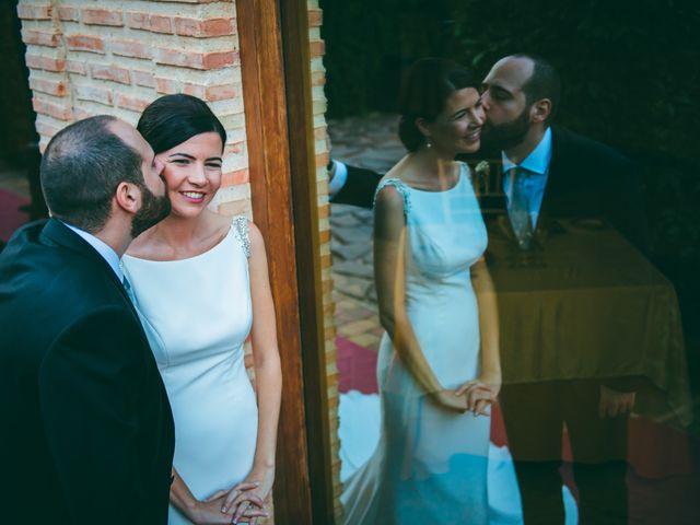 La boda de Edu y Cris en Bétera, Valencia 29