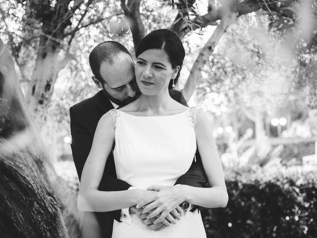 La boda de Edu y Cris en Bétera, Valencia 30