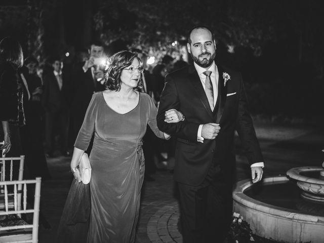 La boda de Edu y Cris en Bétera, Valencia 33
