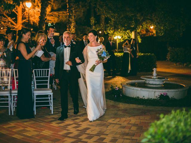 La boda de Edu y Cris en Bétera, Valencia 34