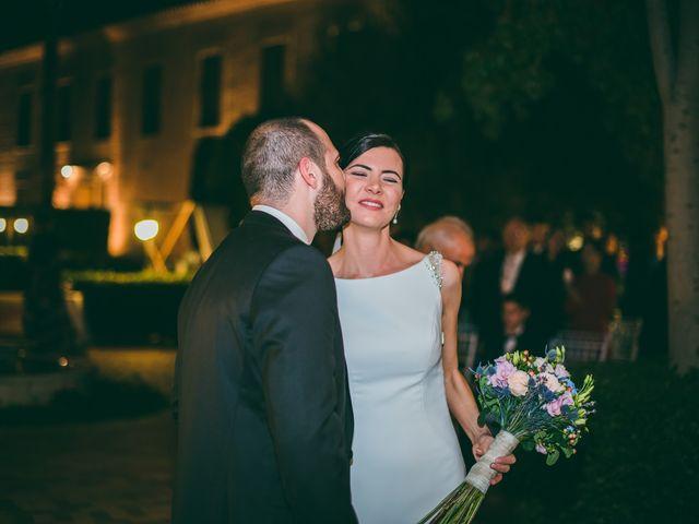 La boda de Edu y Cris en Bétera, Valencia 35