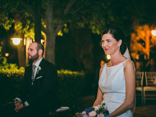 La boda de Edu y Cris en Bétera, Valencia 36