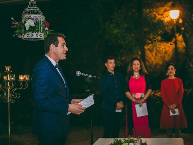 La boda de Edu y Cris en Bétera, Valencia 37