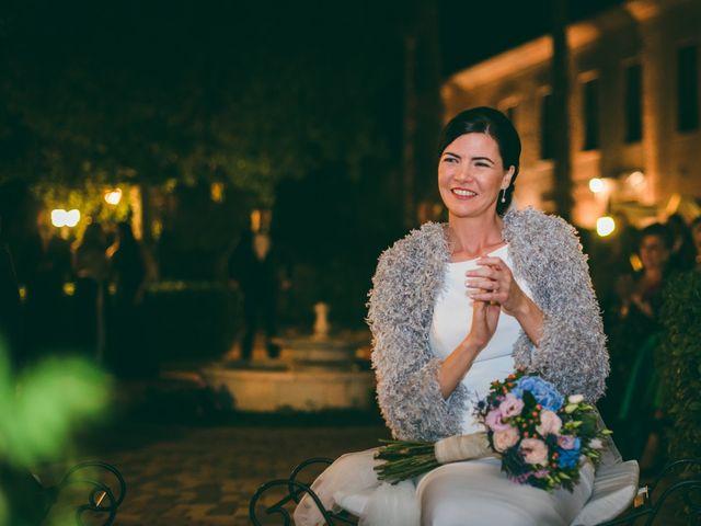 La boda de Edu y Cris en Bétera, Valencia 39