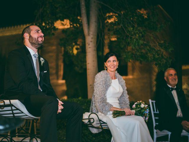 La boda de Edu y Cris en Bétera, Valencia 40