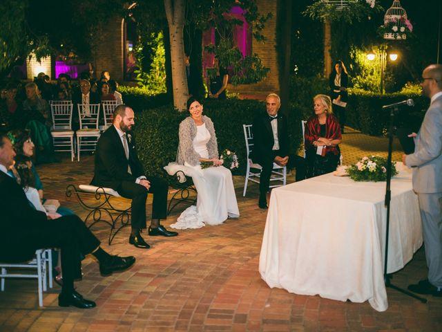 La boda de Edu y Cris en Bétera, Valencia 41