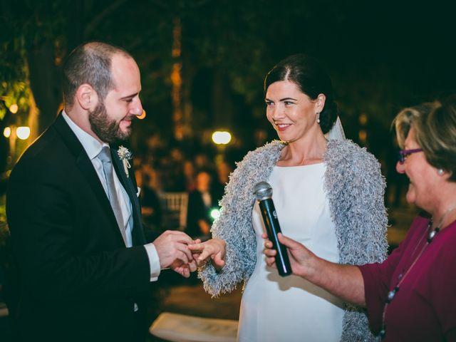 La boda de Edu y Cris en Bétera, Valencia 47