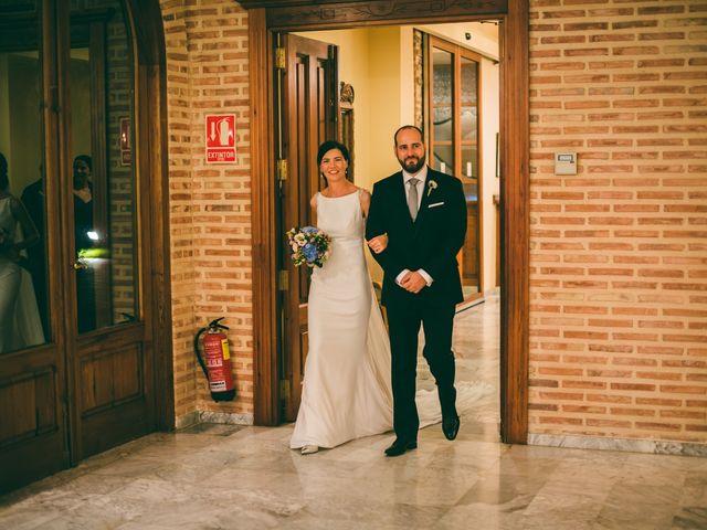 La boda de Edu y Cris en Bétera, Valencia 55