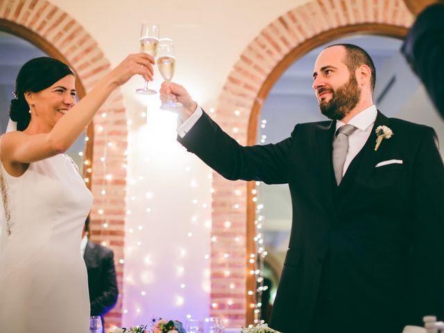 La boda de Edu y Cris en Bétera, Valencia 56
