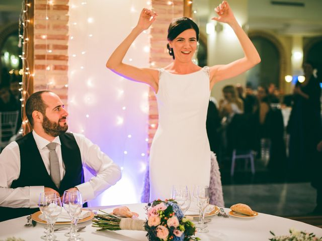La boda de Edu y Cris en Bétera, Valencia 57
