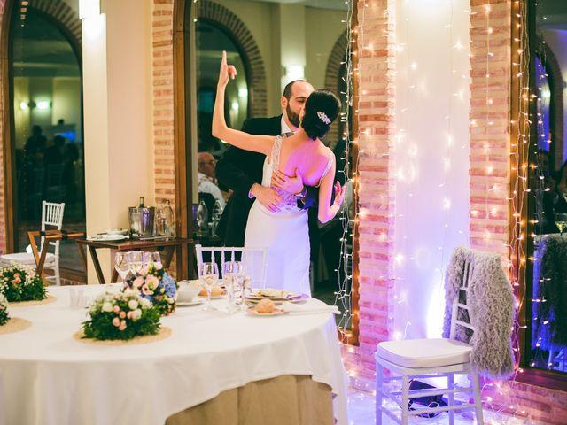 La boda de Edu y Cris en Bétera, Valencia 58