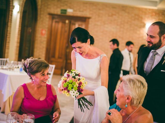 La boda de Edu y Cris en Bétera, Valencia 61