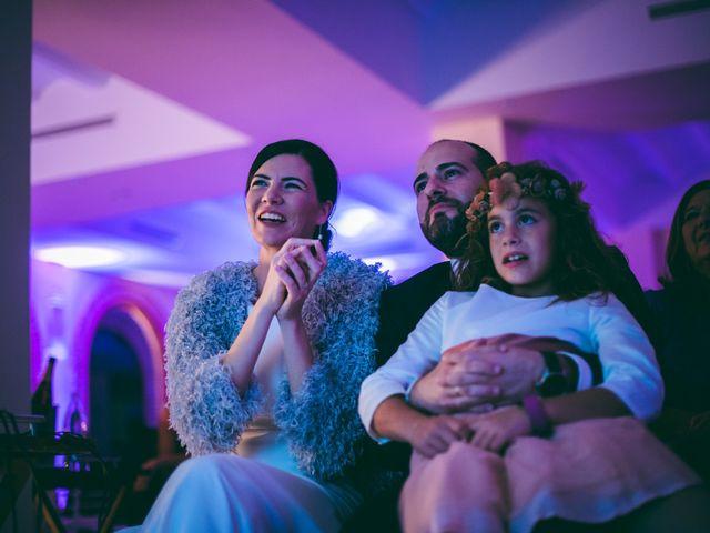 La boda de Edu y Cris en Bétera, Valencia 64