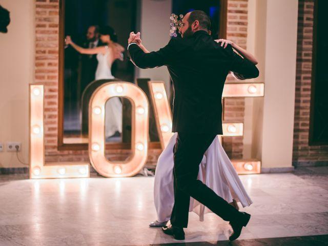 La boda de Edu y Cris en Bétera, Valencia 65