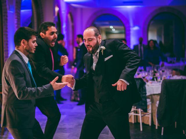 La boda de Edu y Cris en Bétera, Valencia 69