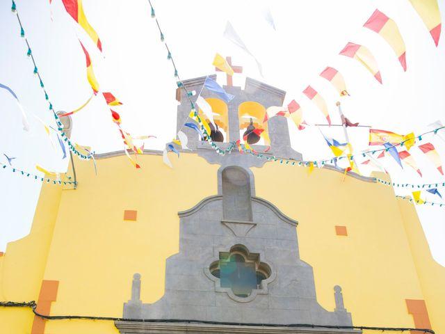 La boda de Juan y Lucía en San Bartolome De Tirajana, Las Palmas 12