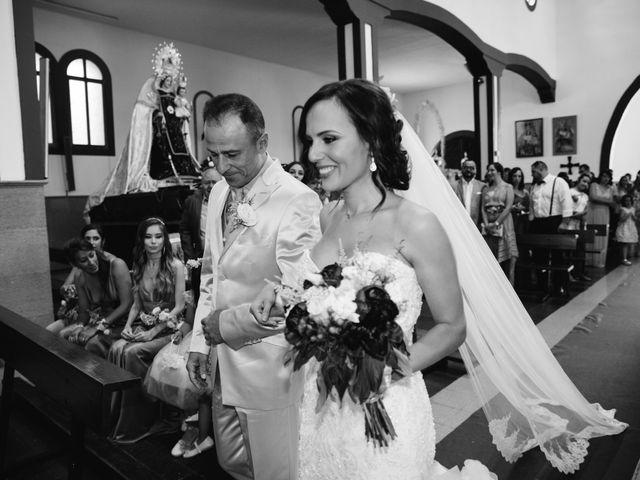 La boda de Juan y Lucía en San Bartolome De Tirajana, Las Palmas 17