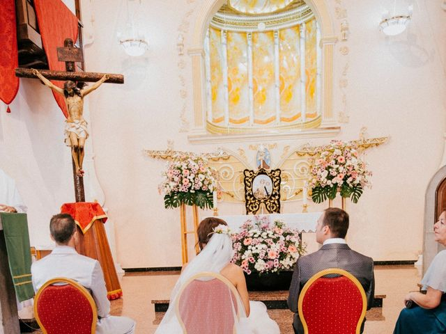 La boda de Juan y Lucía en San Bartolome De Tirajana, Las Palmas 18