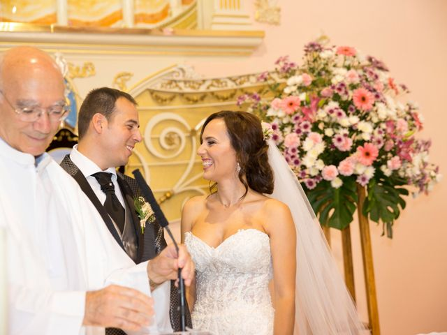 La boda de Juan y Lucía en San Bartolome De Tirajana, Las Palmas 19