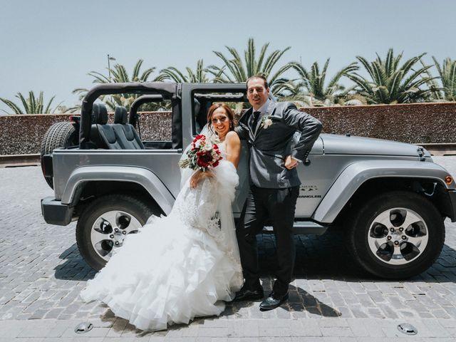 La boda de Juan y Lucía en San Bartolome De Tirajana, Las Palmas 26