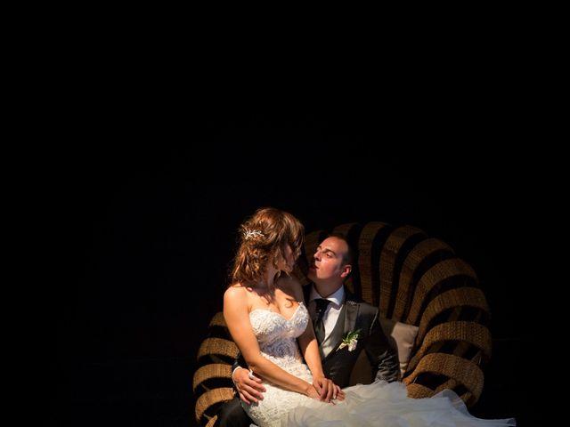 La boda de Juan y Lucía en San Bartolome De Tirajana, Las Palmas 1
